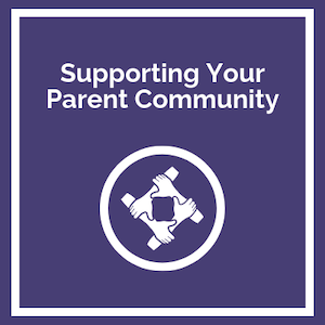 supporting your parent community logo